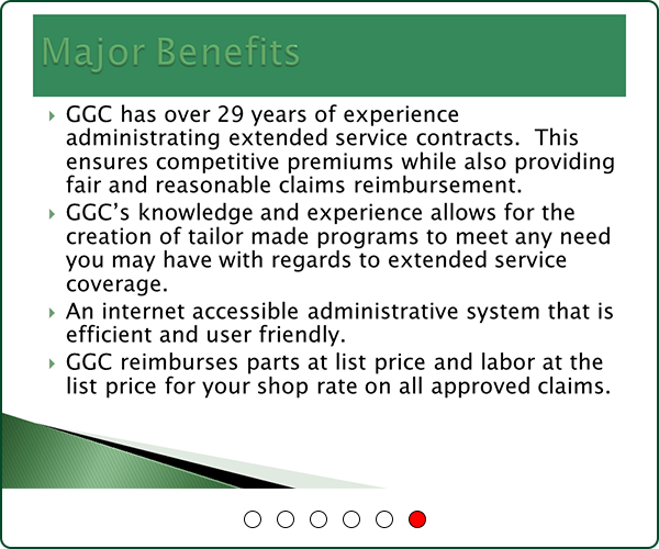 Glyyn General Corporation - Program Overview slide 6